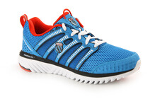 K-Swiss Run NP Chaussures running asics Homme Blade-Light bleu/noir